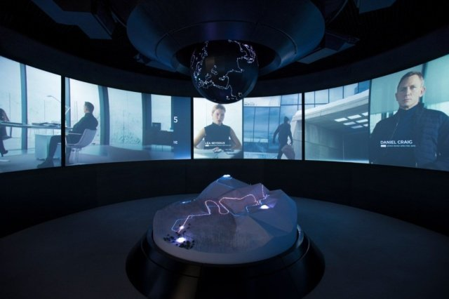 В австрийских Альпах был открыт музей Джеймса Бонда