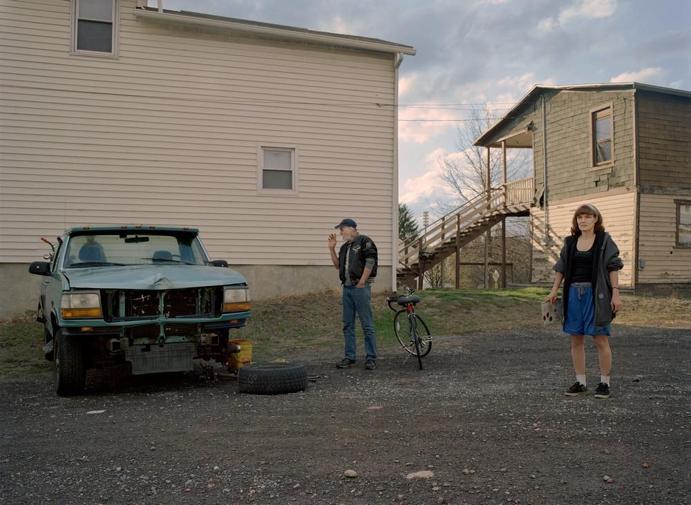 Американская глубинка в фотопроекте Наизнанку от Харриса Мизрахи