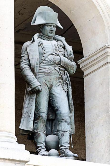 The story of the stolen body part of Napoleon Bonaparte