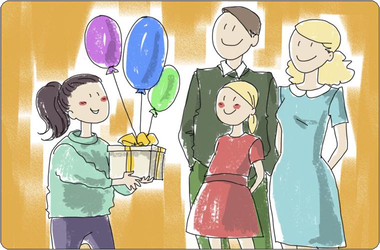 Как принято праздновать дни рождения в разных странах