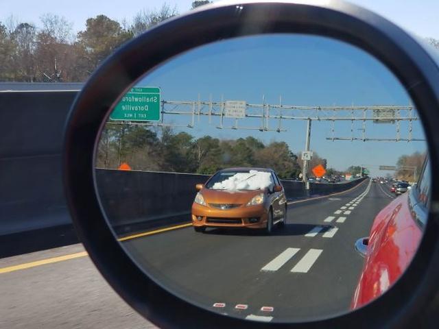 Чего только не увидишь на дорогах общего пользования