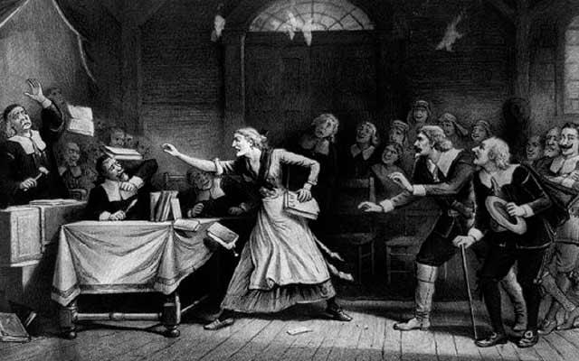 Жуткие средневековые способы выявления ведьм