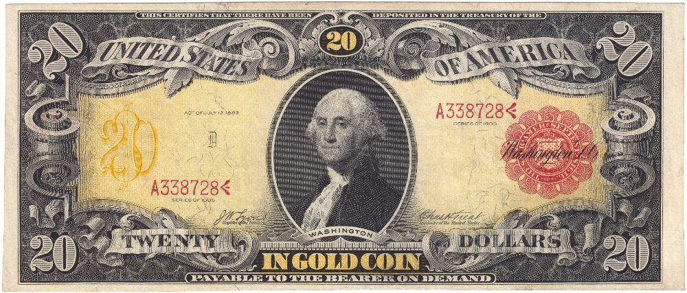The evolution of US dollar bills