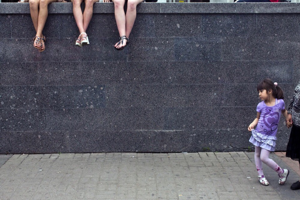 Ироничные уличные фотографии Ильи Штуца