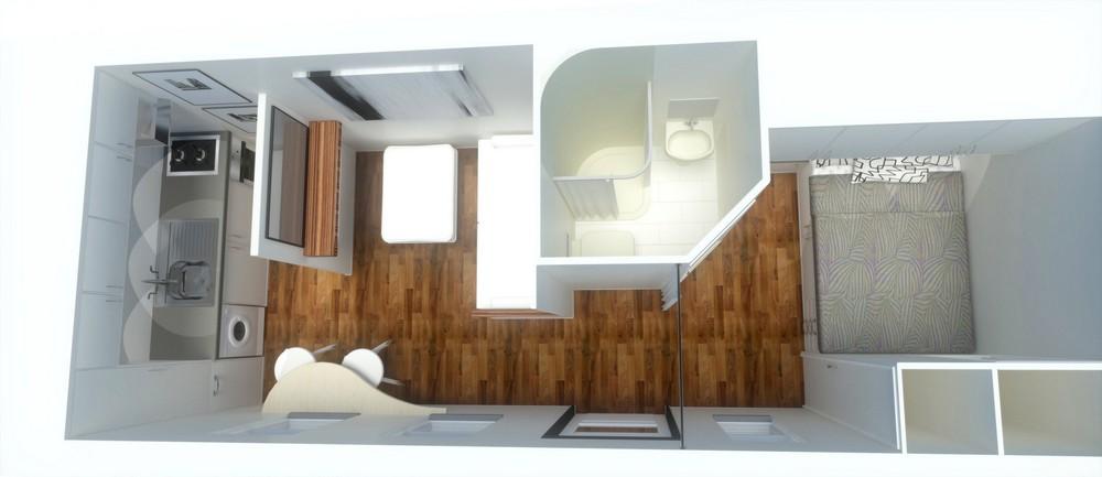 Комфортабельное жилье для бездомных британцев