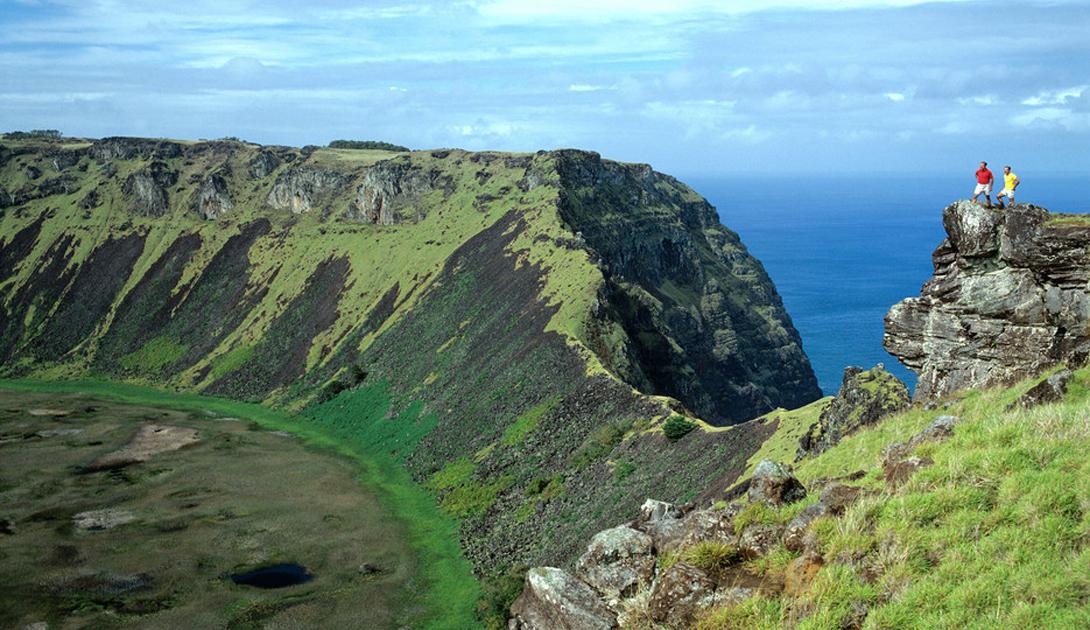 Поразительные памятники природы из списка ЮНЕСКО
