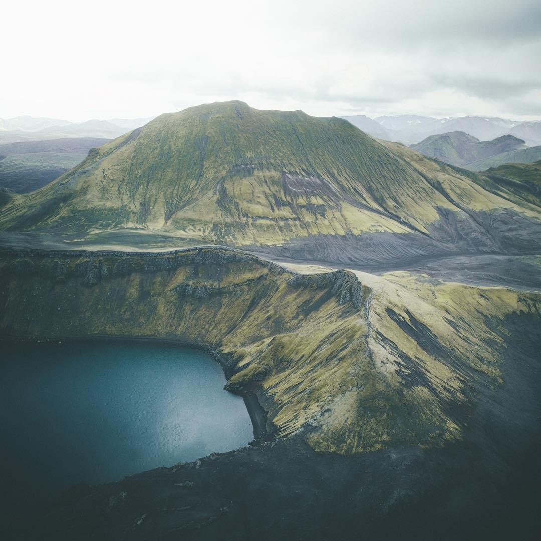 Захватывающие приключения и пейзажи от Робина Виттвера