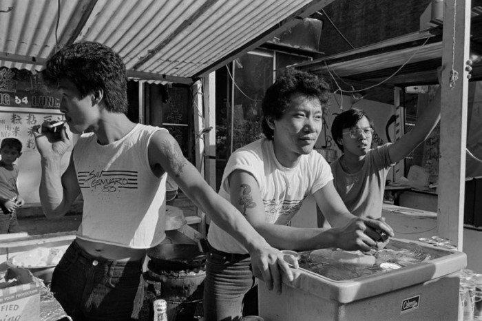 Чайнатаун в Нью-Йорке в 1980-х выглядел совсем не так, как сейчас