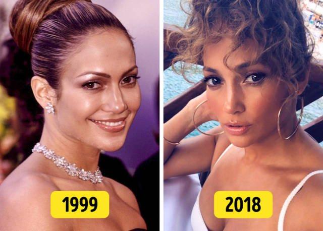 Знаменитости, которые забыли, что такое возраст