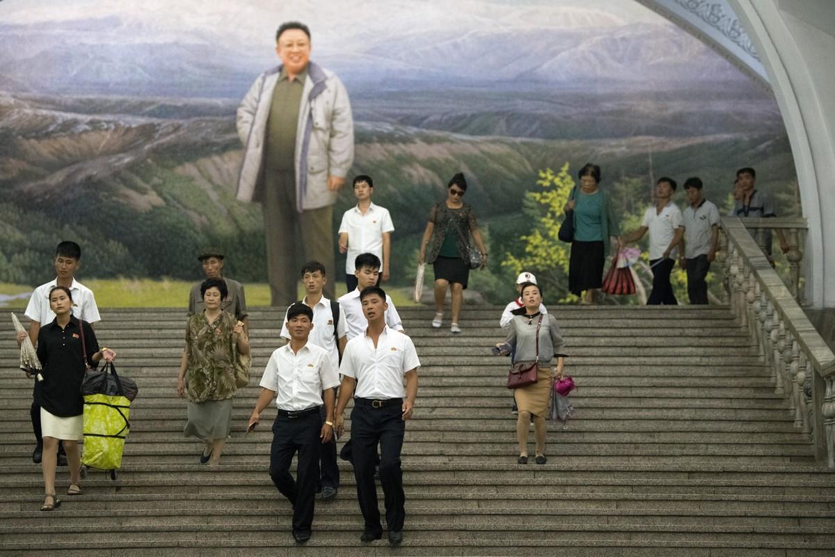 Как работают и отдыхают жители Северной Кореи