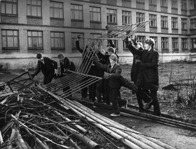 Интересные архивные фотографии из прошлого