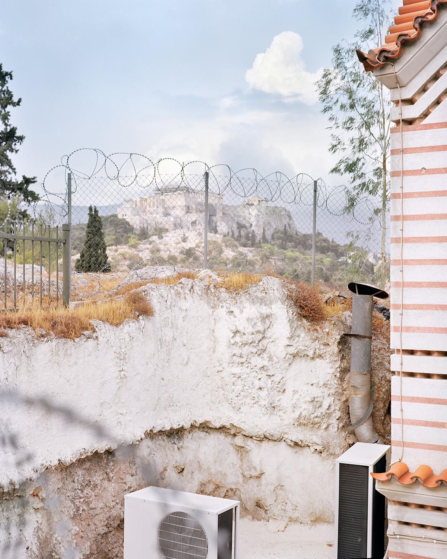 Жизнь Афин на снимках Антониса Теодоридиса
