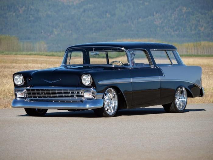 Chevrolet Nomad - двухдверный универсал