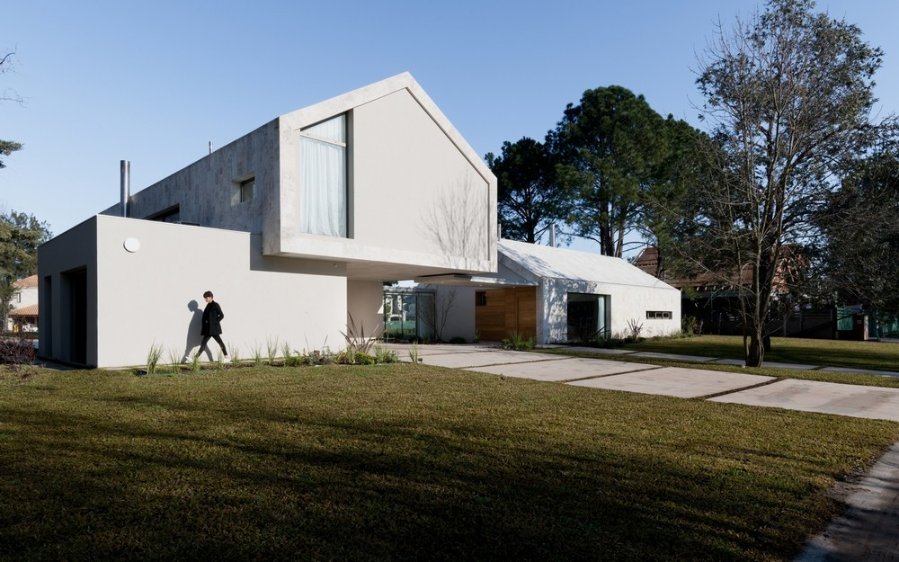 Двойной дом в Аргентине