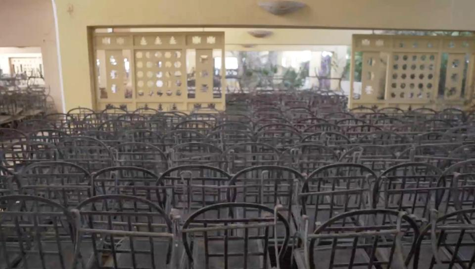 Отели-призраки Туниса, покинутые после террористических атак