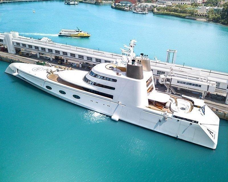 25 крутых яхт, которыми хвастаются состоятельные люди