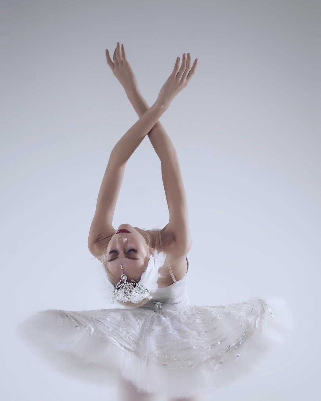 Красивые снимки русских балерин от Ирины Яковлевой