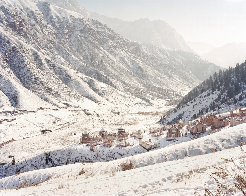 Люди и пейзажи Киргизии на снимках французского фотографа