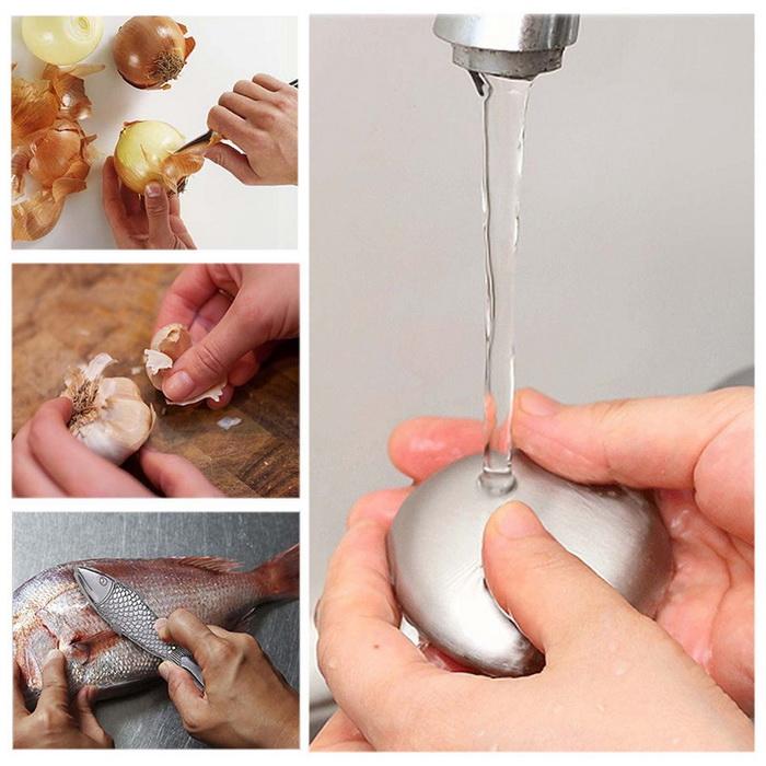 Металлическое мыло - просто незаменимая в хозяйстве вещь