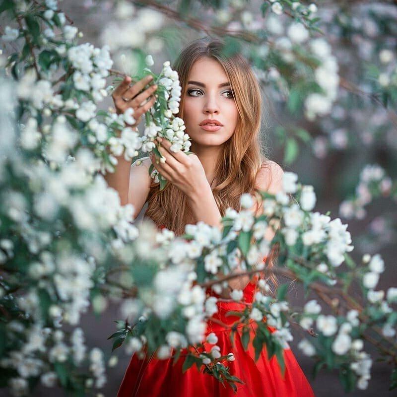 Портреты русских красавиц от Сергея Шацкова