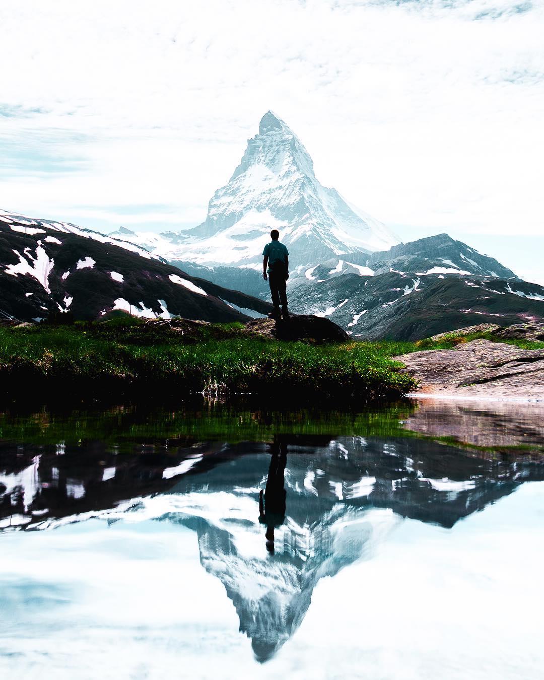 Пейзажи и путешествия от Маркуса Магнберга