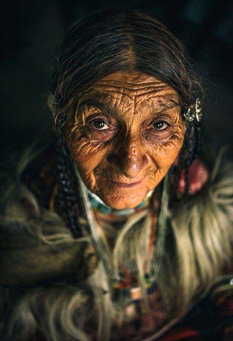Последние из исчезающего замкнутого племени дрокпа