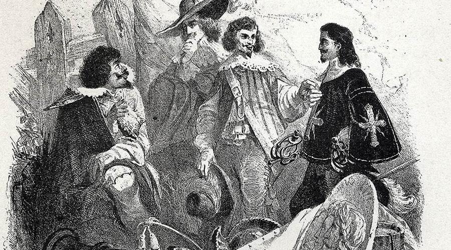 Правда о Д'Артаньяне и королевских мушкетерах
