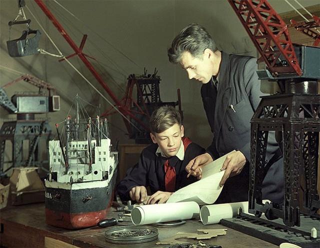 Детские кружки и секции во времена Советского Союза