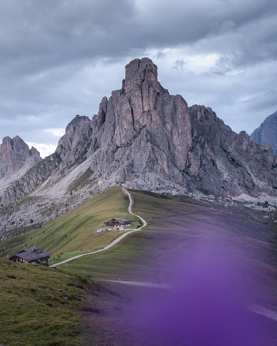 Горные пейзажи и путешествия от Андреа Тура