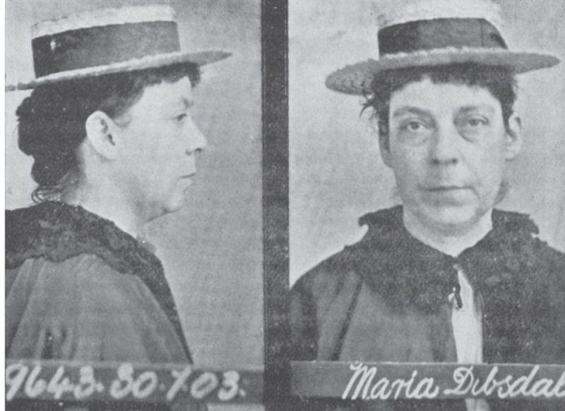 Магшоты разбойниц викторианской эпохи