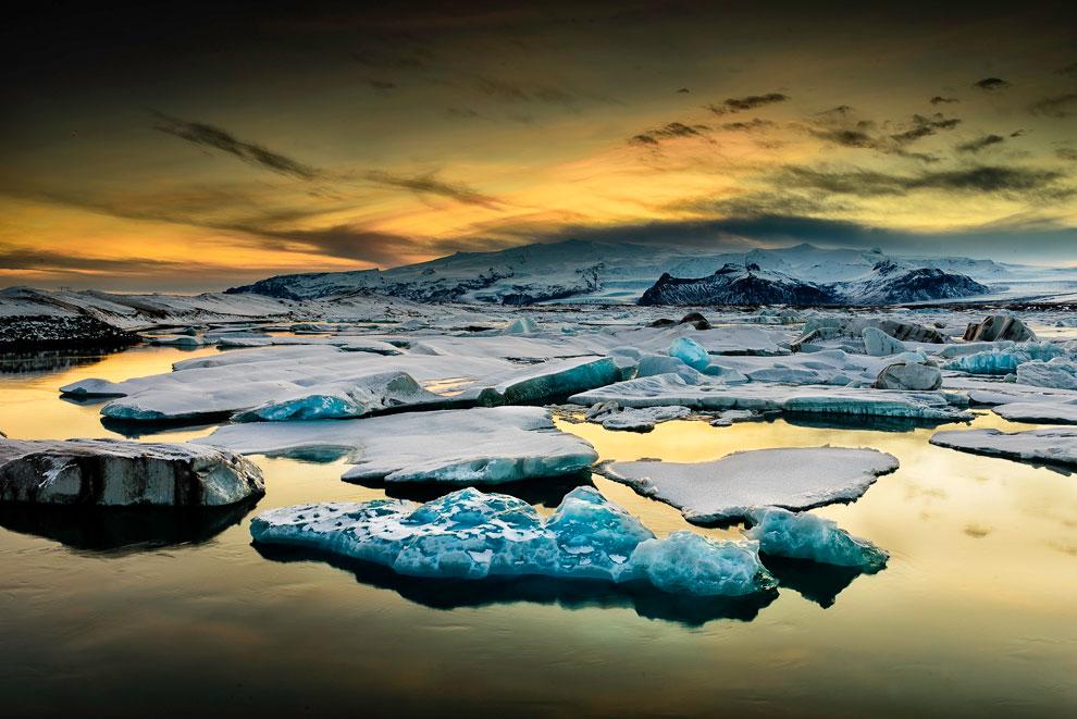 Удивительные факты о твердой воде