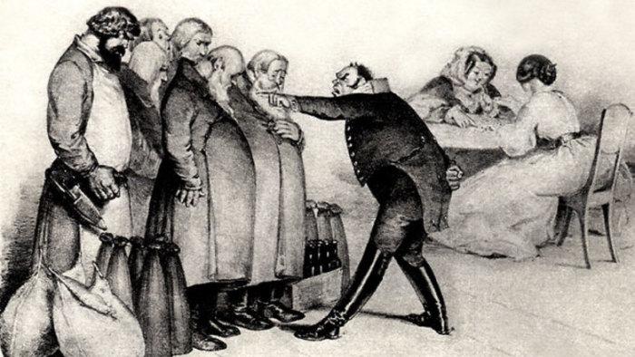 Как Петр I боролся с коррупцией