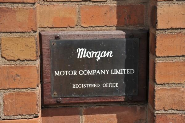 Трехколесный Morgan 3 Wheeler