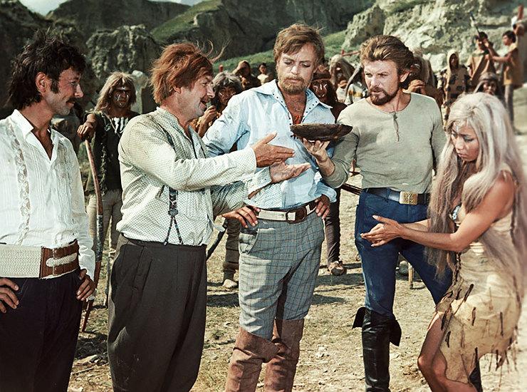 Что осталось за кадром любимого советского кино