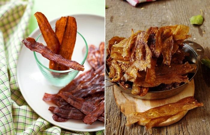 Бекон из баклажанов: вкусно и оригинально