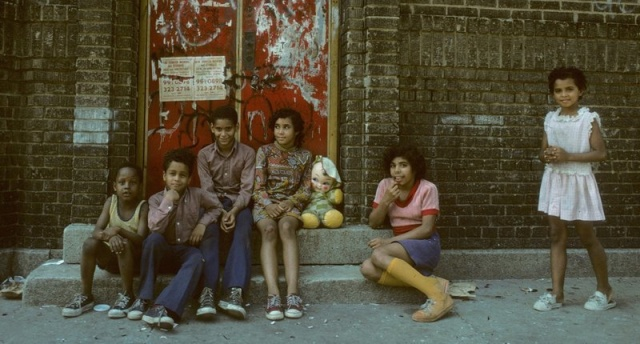 Фотографии Нью-Йорка и его жителей в 1980-е годы