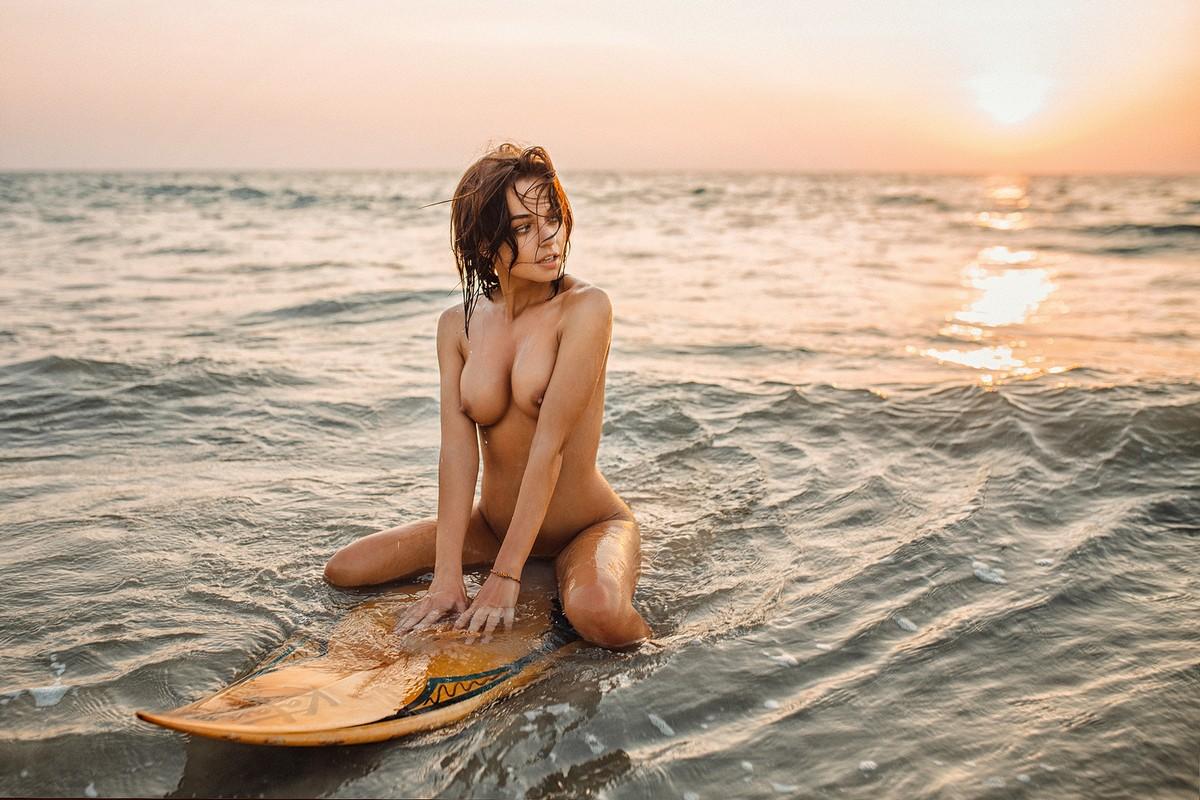 Красивые снимки девушек от Евгения Фрейера