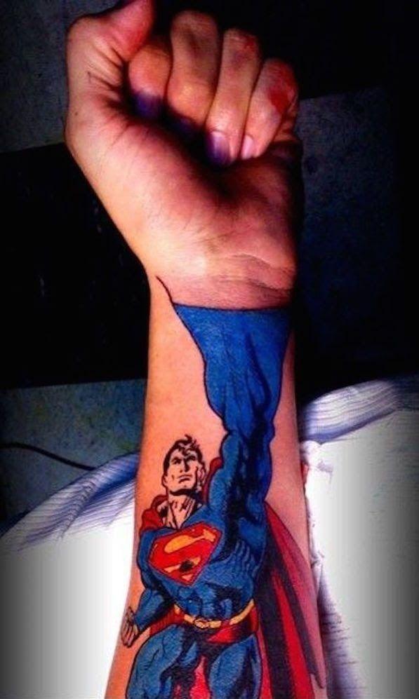 Необычные татуировки, которые точно не назовешь попсовыми