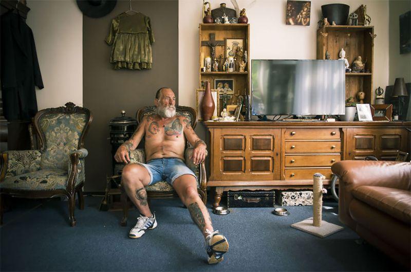 Никто не слишком стар для татуировок