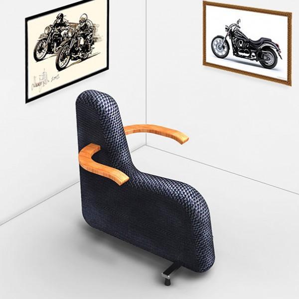 Подборка необычных стульев и кресел
