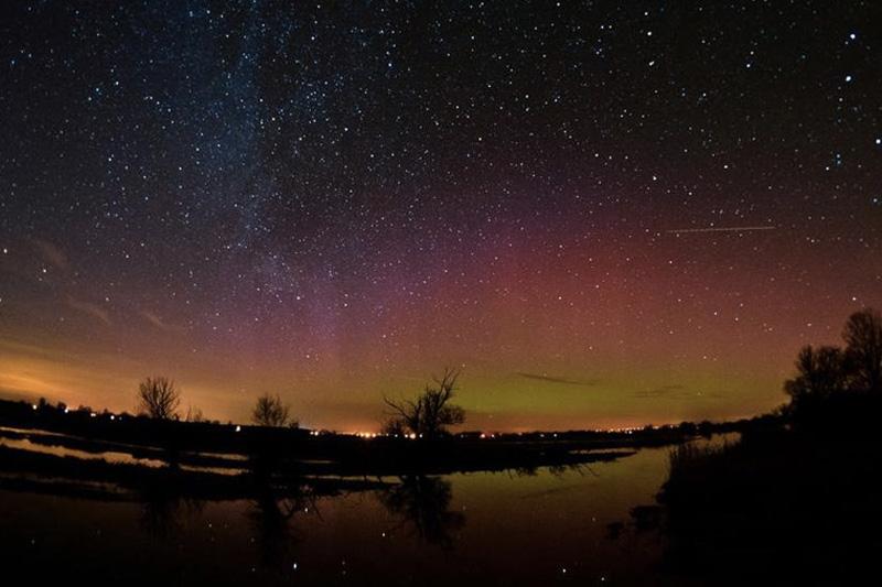 Откуда лучше всего видно звездное небо