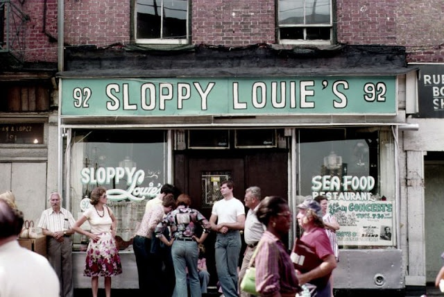 Архивные снимки о жизни в Нью-Йорке 1970-х годов