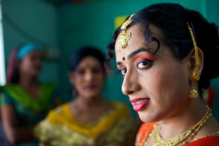 Хиджра: индийская каста трансгендеров