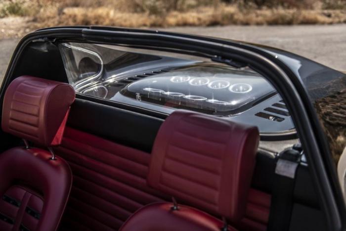 Ferrari Dino с мотором от сумасшедшего F40