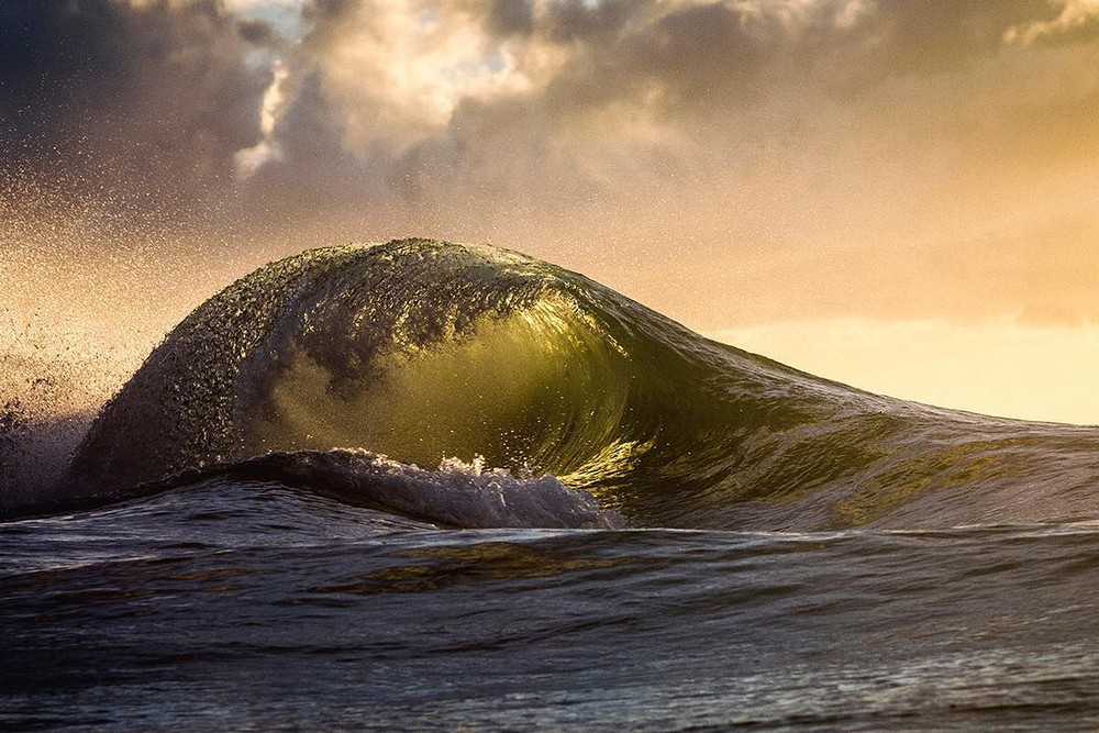 Морские пейзажи от австралийского фотографа Рэя Коллинза