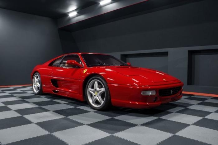 Ferrari F355 Berlinetta - один из самых красивых автомобилей