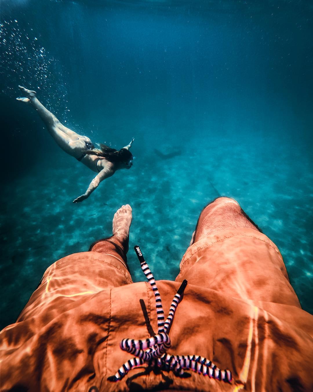 Приключенческие снимки на GoPro от Симоне Арманни