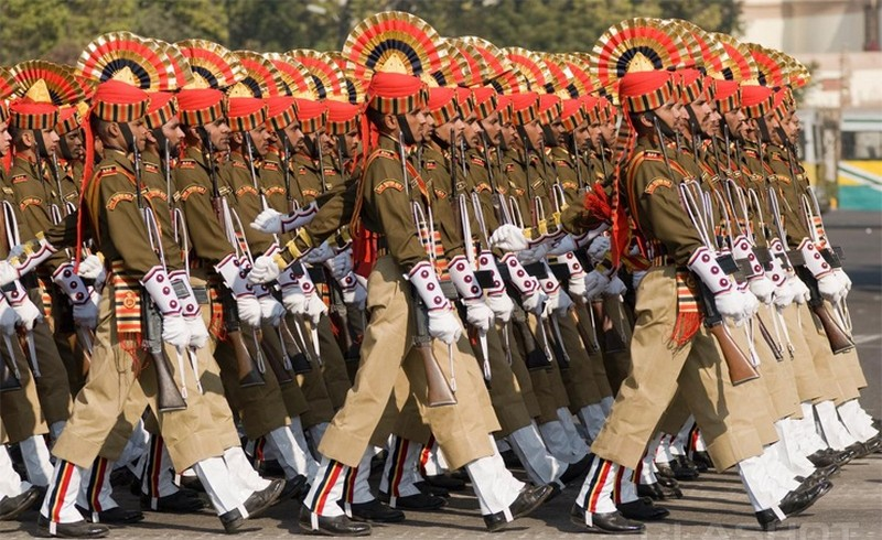10 самых мощных армий мира