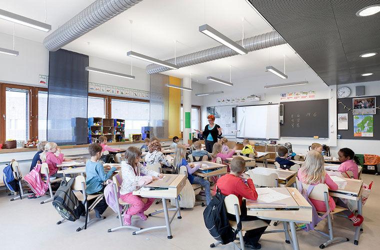 Интересное о финской системе образования