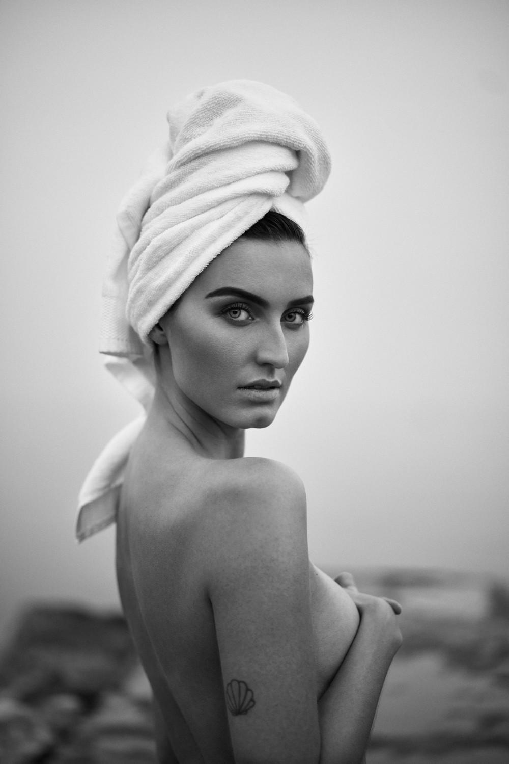Красивые снимки девушек от Марка Тиу